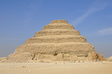 Stufenpyramide in Sakkara