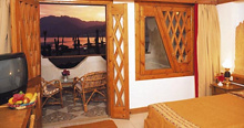Zimmer im Swiss Inn Resort in Dahab